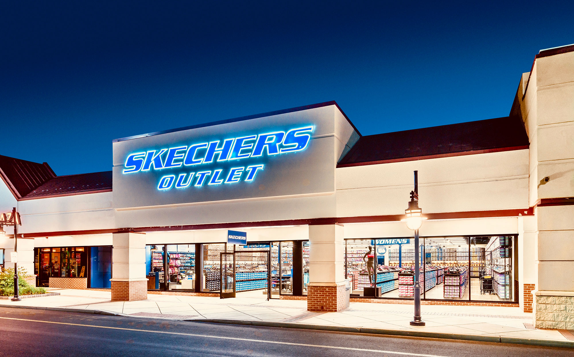 outlet de skechers