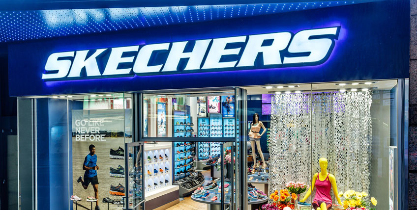 Skechers Shoe Store on Florence Mall